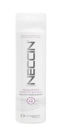Shampoo fra Neccin til tør og sensitiv hovedbund