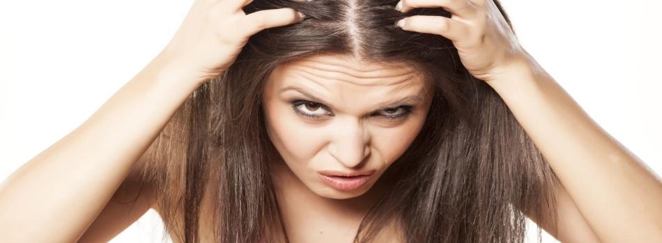 kløe i hovedbunden efter hårfarvning