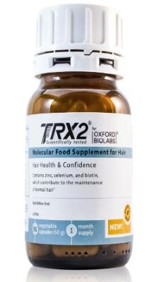 TRX2 piller mod hårtab