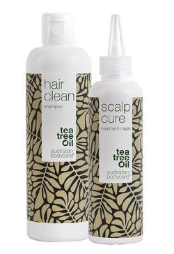 shampoo irriteret hovedbund