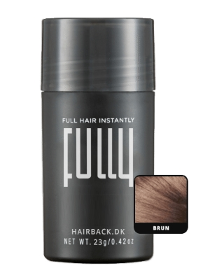 Hairback skjul dit hårtab