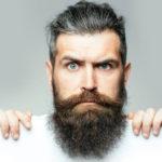 Slip af med kløe og skæl i dit skæg