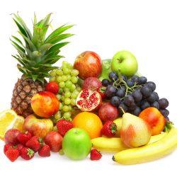 Frugter indeholder biotin