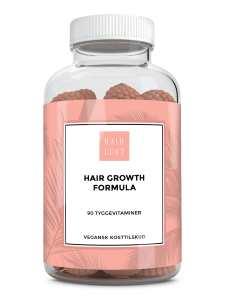 vitaminer for hår