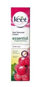 hårfjerningscreme sensitiv