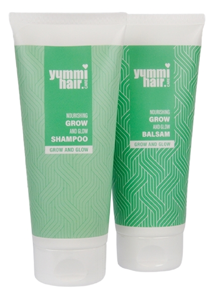 YummiHaircare Grow&Glow