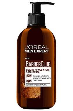 shampoo til skæg fra loreal