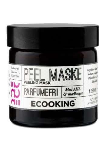 ecooking peel maske til ansigt