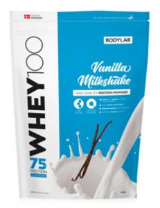 Bodylab Whey 100 Protein – Bedst til prisen