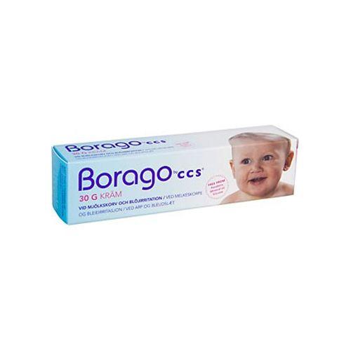 CCS Borago Børnecreme - 30 g