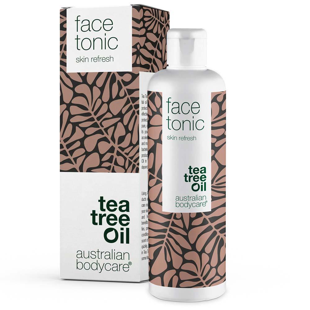 Face Tonic med Tea Tree Oil