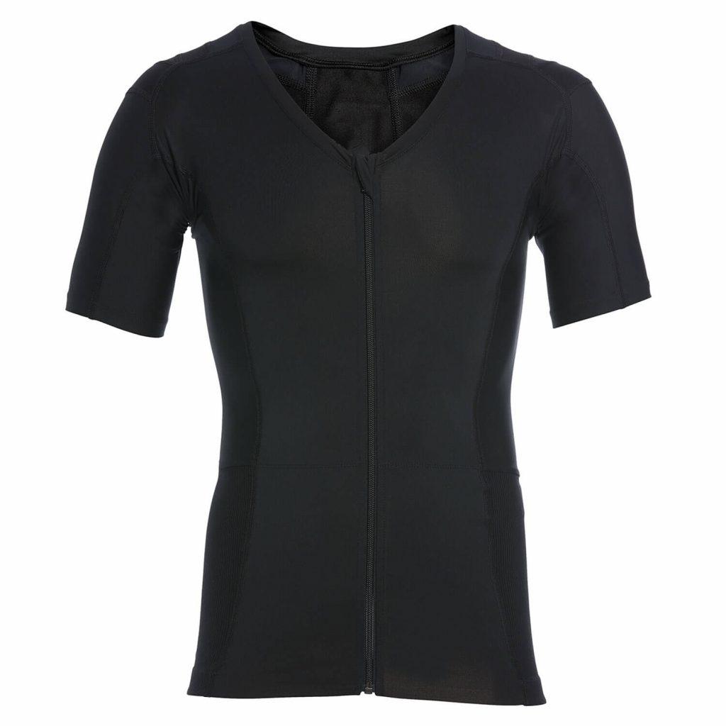 Men's Posture Shirt 2.0 Zipper (sort)