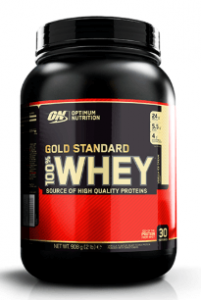 Optimum Nutrition Gold Standard 100% - Testvinder