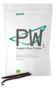 Puori PW1 Organic Whey Protein – økologisk og simpelt