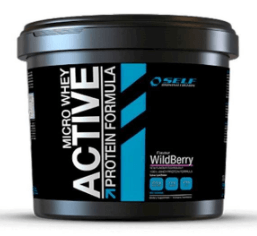 Self Omninutrition Micro Whey Active – opløses nemt