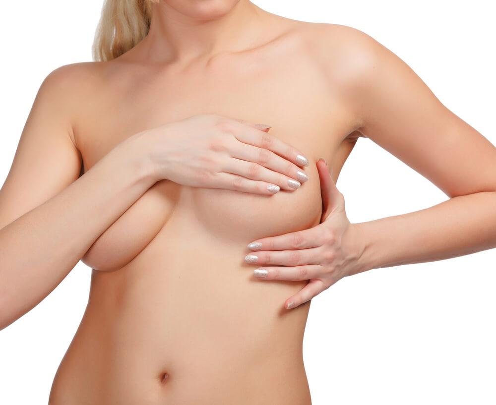 Indadvendte brystvorter
