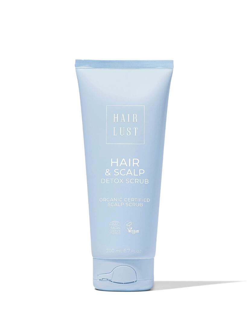 Hair and Scalp Detox Scrub