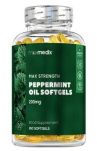 Maxmedix Peppermint Oil Softgels