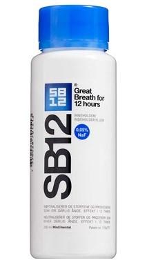 SB12 Original middel mod dårlig ånde