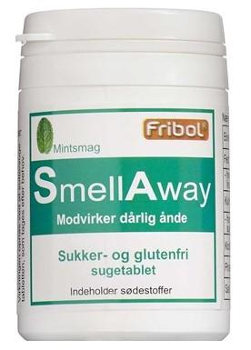 SmellAway Sugetablet mod dårlig ånde